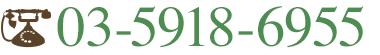 03-5918-6955